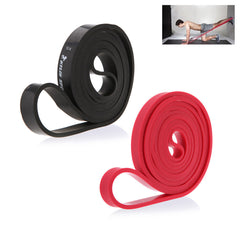 208cm Natural Latex Pull Up Physio Resistance Bands Fitness CrossFit Loop Bodybulding Yoga Exercise Fitness Equipment-Dollar Bargains Online Shopping Australia