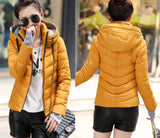2016 Winter Jacket Women Parka Thick Winter Outerwear Plus Size Down Coat Short Slim Design Cotton-padded Jackets And Coats TD1 - Dollar Bargains - 8