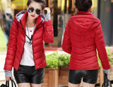2016 Winter Jacket Women Parka Thick Winter Outerwear Plus Size Down Coat Short Slim Design Cotton-padded Jackets And Coats TD1 - Dollar Bargains - 20