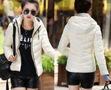 2016 Winter Jacket Women Parka Thick Winter Outerwear Plus Size Down Coat Short Slim Design Cotton-padded Jackets And Coats TD1 - Dollar Bargains - 13