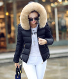 Hot!New warm Autumn Winter jacket women 2016 Fashion Women coat thick hoody winter coat slim women parka warm womens Down jacket - Dollar Bargains - 5