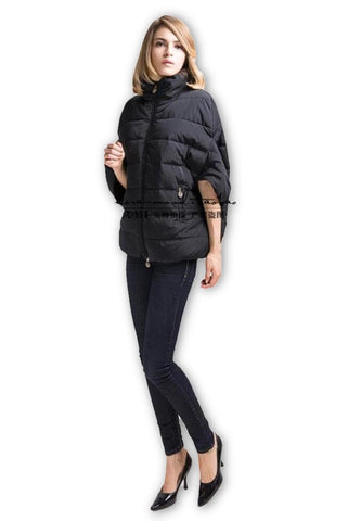 2016 full new ladies fashion down coat winter jacket outerwear Bat sleeve thick women jackets parka overcoat women cotton-padded - Dollar Bargains - 3