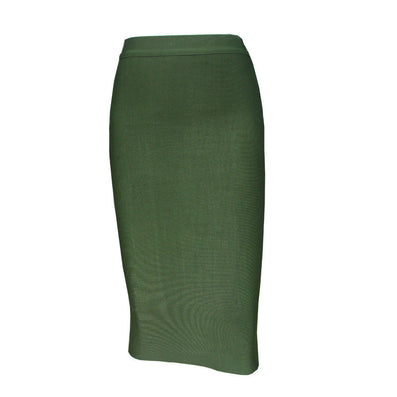 Bandage Skirt Women Knee-Length Skirts 10 Colors 60cm HL1186-Dollar Bargains Online Shopping Australia