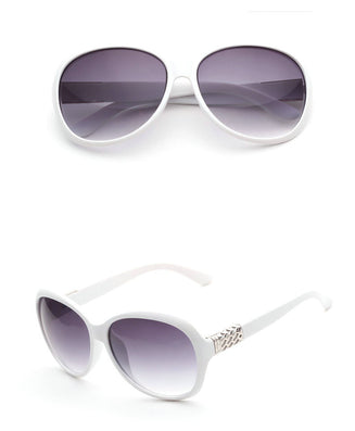 IVE Brand Sunglasses Women Fashion Gradient Sunglass Metal Crystal Decoration Women Sunglasses For Women Sun Eyewear Brand 9528-Dollar Bargains Online Shopping Australia