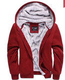 New Brand Thick Wool Warm Winter Coats Men's Hoodies And Sweatshirts Outwear Polo Hooded Sportswear Tracksuits For Mens 5XL-Dollar Bargains Online Shopping Australia