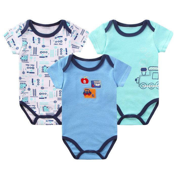 as picture 6 / 7-9 monthsBaby Body Baby Bodysuit Clothing For Newborn Baby Clothes Girl Boy Bodysuit Overalls Cotton Cute Handbag Ropa Bebes Clothes