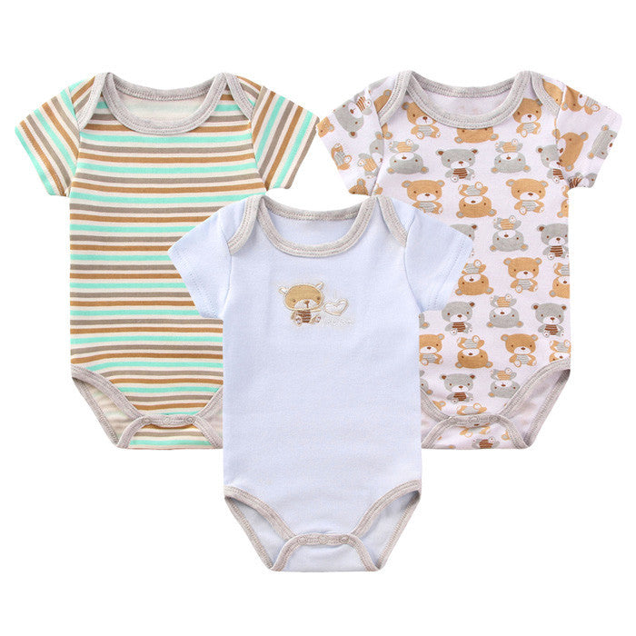 as picture 7 / 7-9 monthsBaby Body Baby Bodysuit Clothing For Newborn Baby Clothes Girl Boy Bodysuit Overalls Cotton Cute Handbag Ropa Bebes Clothes