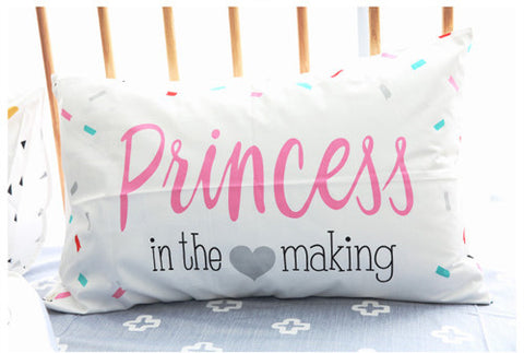 Cotton 48x74cm Pillow Cases Kids Cartoon Girls Boys Decorative Nordic Style Cushion Cover No Inner Child Gift 1pcs-Dollar Bargains Online Shopping Australia