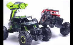 RC Car 2.4G 4CH 4WD Rock Crawlers 4x4 Driving Car Double Motors Drive Bigfoot Car Remote Control Car Model Off-Road Vehicle Toy-Dollar Bargains Online Shopping Australia