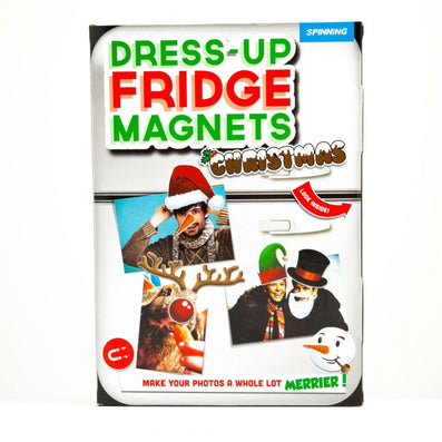 Dress up Santa Magnetic Fridge Magnets Christmas Refridgerator Magnets Sticker-Dollar Bargains Online Shopping Australia