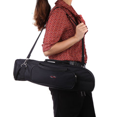 Professional Trumpet Gig Bag Trumpet Case 600D Water-resistant Oxford Cloth Design with Adjustable Shoulder Strap-Dollar Bargains Online Shopping Australia