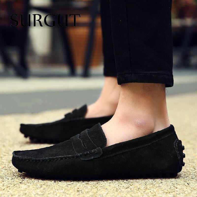 Men's Loafers Fashion Driving Shoes