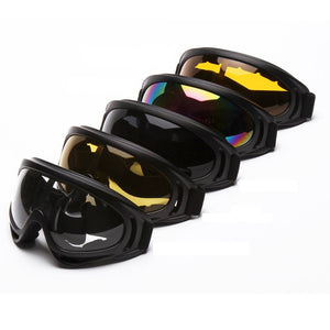 Outdoor Sport Cool Motocross ATV Dirt Bike Off Road Racing Goggles Motorcycle glasses Surfing Airsoft Paintball-Dollar Bargains Online Shopping Australia