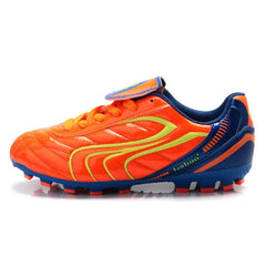 brand Children Kids' Outdoor boys girls soccer boots Sneakers Training Soccer Cleats Football Game Boots top quality-Dollar Bargains Online Shopping Australia