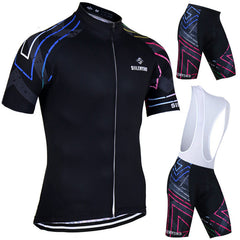 MTB Bike Clothing Cycling Set Bicycle Wear Cycling Clothing Racing Cycling Jersey set-Dollar Bargains Online Shopping Australia