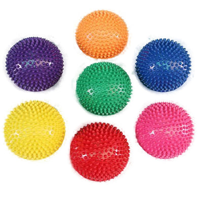 Yoga Half Ball Physical Fitness Appliance Exercise balance Ball point massage stepping stones bosu balance pods GYM YoGa Pilates-Dollar Bargains Online Shopping Australia