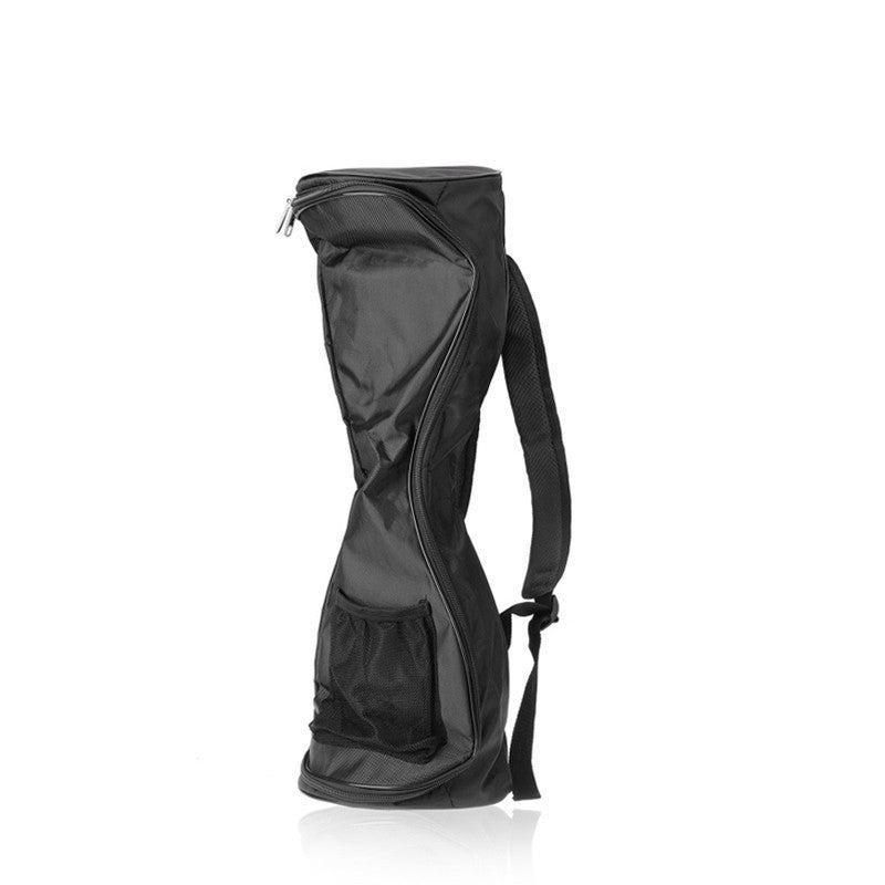 6 inches blackNew Portable 6.5/8/10 Inches Hoverboard Backpack Shoulder Carrying Bag for 2 Wheel Electric Self Balance Scooter Travel Knapsack