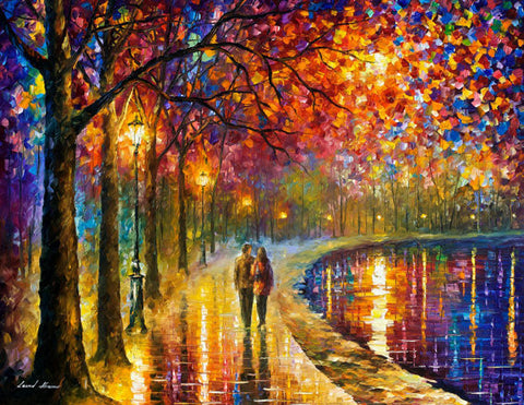 Frameless painting by numbers wall decor diy picture oil painting on canvas for home decor 4050 spirits by the lake-Dollar Bargains Online Shopping Australia
