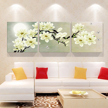 Fantastic Print poster canvas Wall Art orchids Decoration art oil painting  SN65