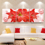 Print poster canvas Wall Art orchids Decoration art oil painting Modular pictures on the wall sitting room cuadros(no frame)3pcs-Dollar Bargains Online Shopping Australia