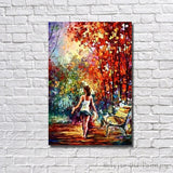 BA Oil Painting 100% Hand-painted Modern Design Knife Oil Canvas Painting Landscape Oil Paintings On Canvas Big Size Unframed-Dollar Bargains Online Shopping Australia