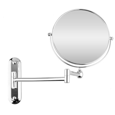 Brand Floureon Wall Mounted Double Side 8inch 10X Magnification Mirror for Makeup Bathroom Cosmetic Mirror-Dollar Bargains Online Shopping Australia