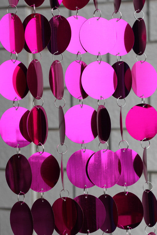PurpleFestival Party supplies PVC sequins Curtain Interior Decorative curtains Wedding supplies