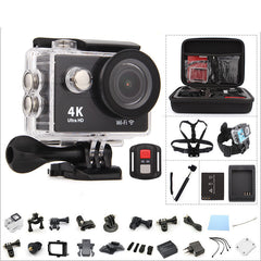 Action camera deportiva Original EKEN H9 / H9R remote Ultra HD 4K WiFi 1080P 60fps 2.0 LCD 170D sport go waterproof pro camera-Dollar Bargains Online Shopping Australia