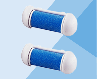 Pediklear Rollers - Set Of 2