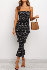 Meadows Dress - Black - SHOPJAUS - JAUS