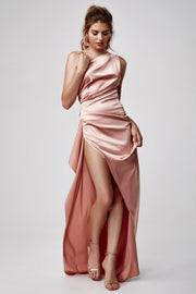 Samira Dress - Blush - SHOPJAUS - JAUS