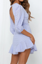Loreta Dress - Lavender