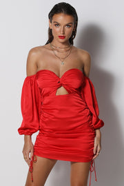 Moxie Dress - Red