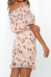 Freya Dress - Pink - SHOPJAUS - JAUS