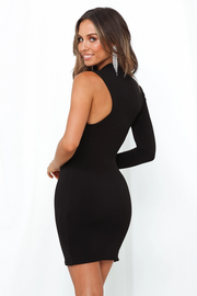 Daniela Mini Dress - Black