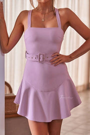 Rachel Dress - Lilac - SHOPJAUS - JAUS