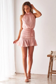 Pip Dress - Blush - SHOPJAUS - JAUS
