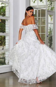 Enchanted Gown - Ivory