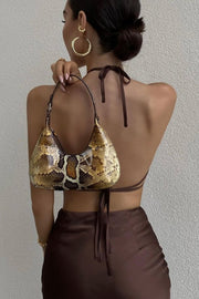 Carma Top - Chocolate
