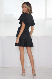 Almeria Dress - Black