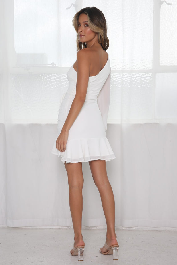 Sunny Mini Dress - White