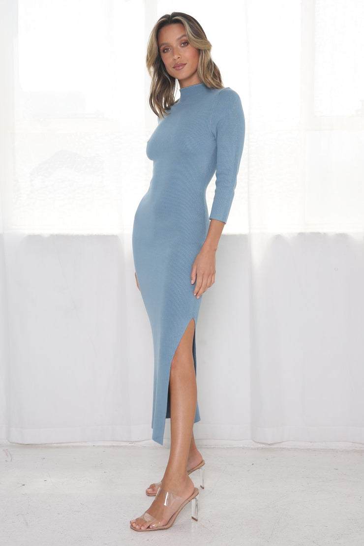 Riviera Dress - Blue