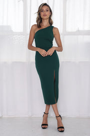 Maci Dress - Emerald