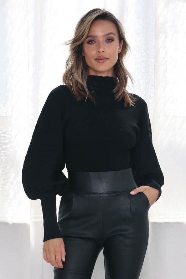 Olivia Sweater - Black