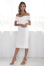 Lovers Dress - White