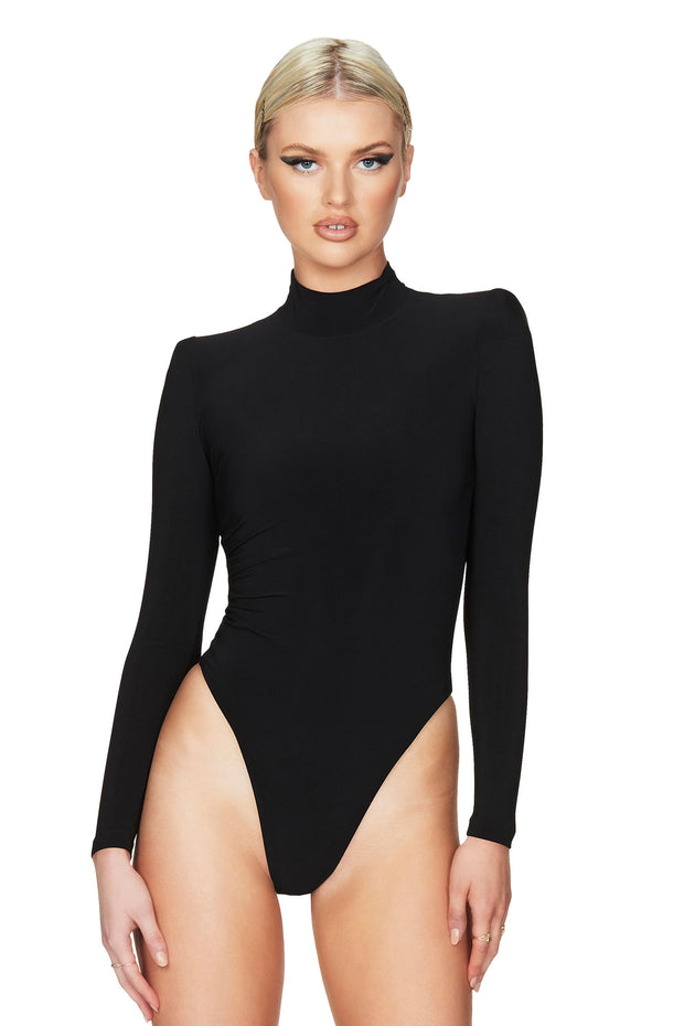 Nookie Anastasia Bodysuit - Black