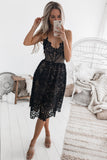 Annabelle Dress - Black - SHOPJAUS - JAUS