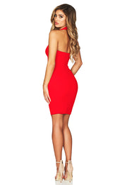 Nookie Boulevard Mini Dress - Red - SHOPJAUS - JAUS