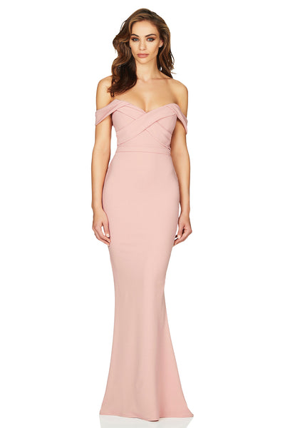 Nookie Camille Gown - Blush - SHOPJAUS - JAUS