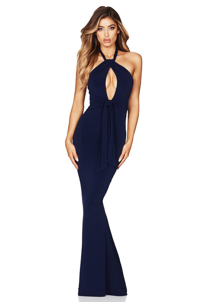 Nookie Crave Gown - Navy - SHOPJAUS - JAUS